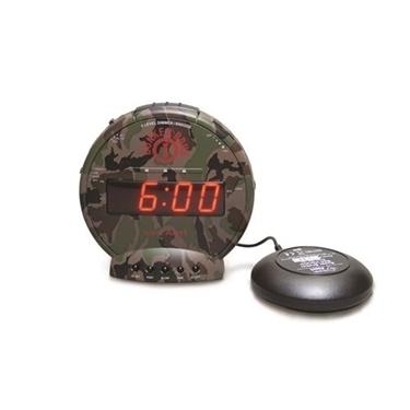 Sonic Boom SBC575SS Bunker Alarm Clock