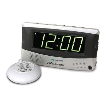 Sonic Boom SBR350SS Alarm FM Radio