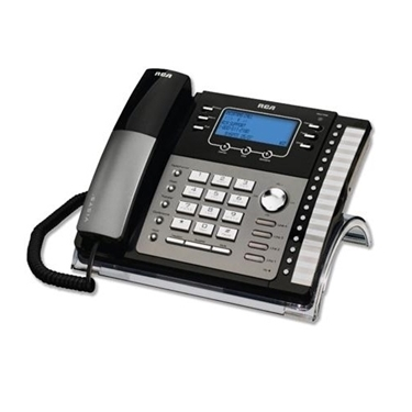 RCA 25424RE1 4-Line Expandable System Speakerphone w/ CID