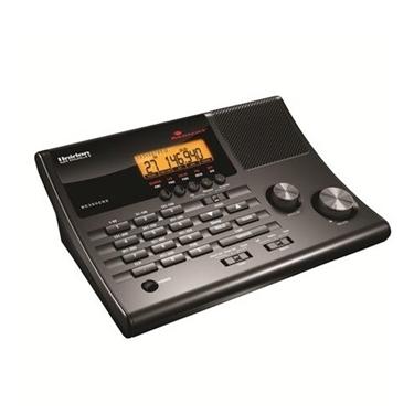 Uniden UN-BC365CRS Clock Radio Scanner