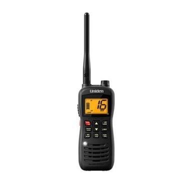 Uniden UN-MHS126 Handheld Two-Way 6W VHF Marine Radio