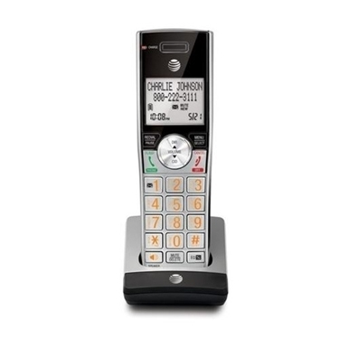 AT&T CL80115 Cordless Handset Answer System for CL84215