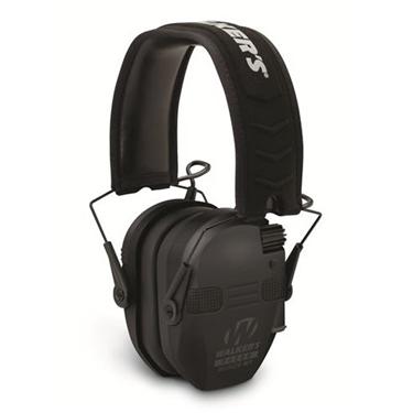 Walker's WGE-GWP-RSEQM-BT Razor Quad Bluetooth Muff-Black