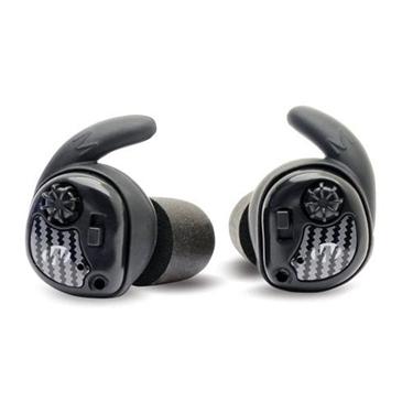 Walker's WGE-GWP-SLCR Razor Silencer Earbud Pair