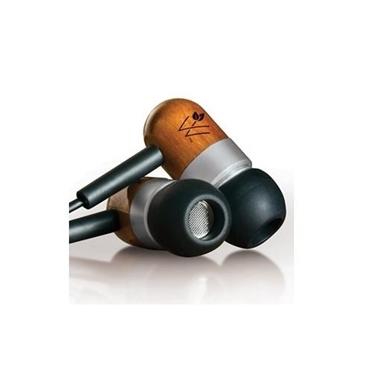 Woodees WOO-IESW100B Classic Earphones with Microphone