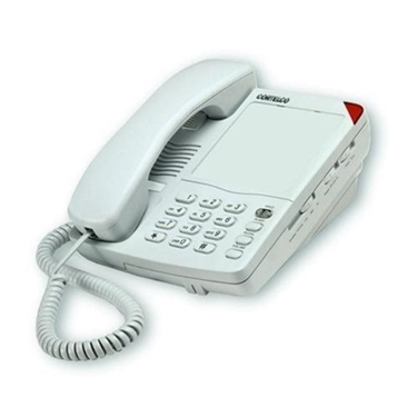 Cortelco 220121-VBA-27F Colleague Basic Corded Single Line Telephone