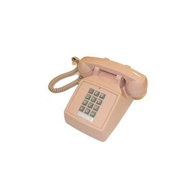 Cortelco 250013-VBA-20M Desk Phone with Volume BEIGE