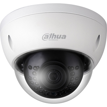 Dahua 1.3MP Outdoor Wi-Fi Dome Camera with 2.8mm Lens and Night Vision