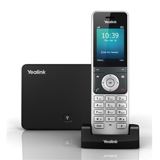 Yealink YEA-W56P Wireless Business HD IP DECT Cordless VoIP Phone
