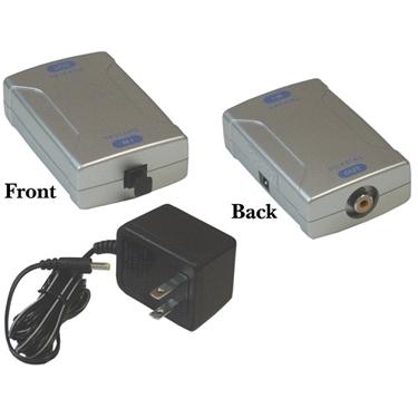 Nexhi CW-10TR-08300 Digital Fiber Optical to Coaxial Converter