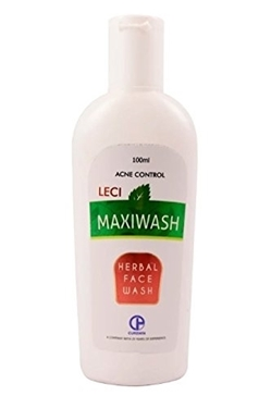 Leci Maxiwash Versatile Herbal Formula For Acne A Common Skin Problem For Antifungal