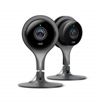 Nest Cam Indoor 1080p Security Camera PRO (2-Pack)
