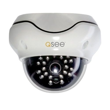 Refurbished - Q-See QH8007D 1080p SDI Dome Camera (White)