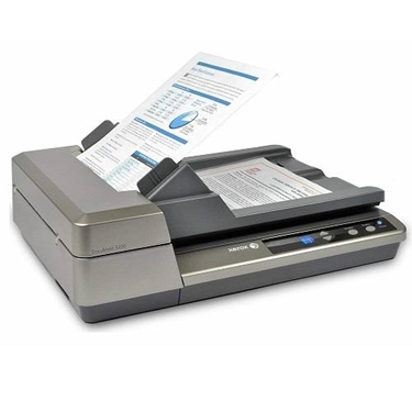 Refurbished Xerox DocuMate 3220 Duplex Color Flatbed Scanner