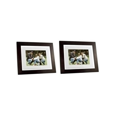 "Pandigital 2-Pack 8"" Touch Screen LED Digital Photo Frame"