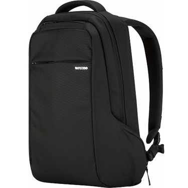 "Incase Icon Slim Pack (Black) 15.6"" Laptop Backpack"