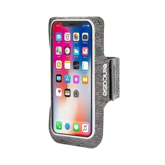 quality design fdc7a 04b6b Incase Active Armband for iPhone X (Heather Gray)