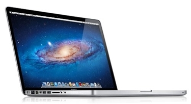 Picture of Apple MacBook Pro 15-inch 2.3GHz 4GB 750GB MD035LL/A