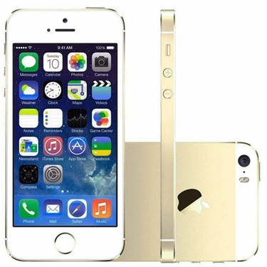 Picture of Apple iPhone 5s 16GB 4G LTE GSM Gold