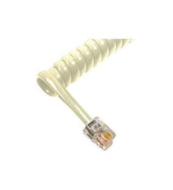 Picture of 2500LA GCHA444025-FLA / 25' LT Ash Handset Cord