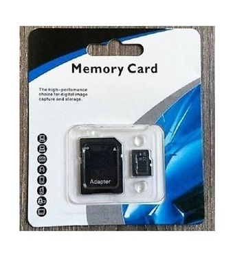 Picture of 32GB-MICROSD 32GB micro SD with adapter