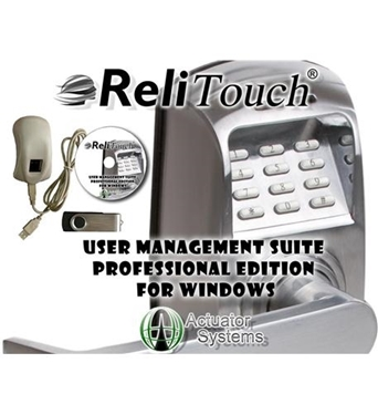 Picture of ACT-UMSPRO-WIN ReliTouch User Management Suite-Windows