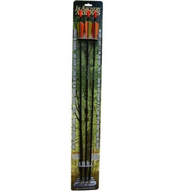 Picture of BAR-19007 Junior Archery Arrows 3 Pack