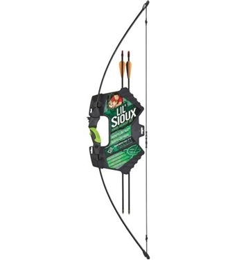 Picture of BAR-LILSIOUX 1071 Lil' Sioux Jr. Recurve Archery Set