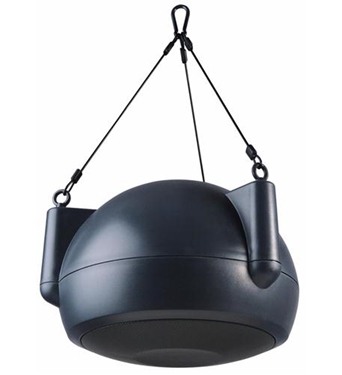Picture of BG-OPS1B Orbit Pendant Speaker - Black