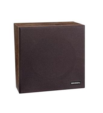 Picture of BG-WB1EZ Bogen Wall Baffle Speaker Walnut
