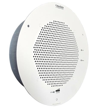 Picture of CD-011393 SIP Speaker Gray White