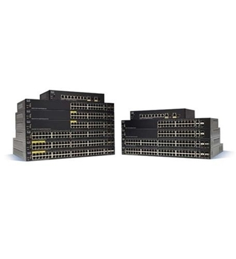 Picture of CIS-SG350-52P-K9-NA SG350-52P 52 PORT GIG POE SWITCH