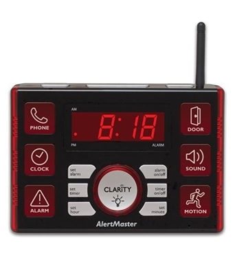 Picture of CLARITY-52510-100 AL10 AlertMaster w/ Door Knock 52510.100