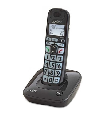 Picture of CLARITY-D703 Amplified Cordless BLACK 53703.000