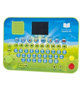 Picture of DG-DGUN-2865 My Arcade Learning Pad - Blue/Green