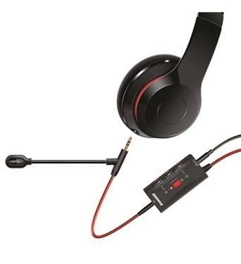 Picture of DG-DGUN-2904 Boomchat Headphone Gaming Adapter