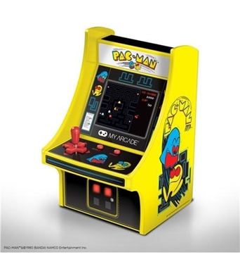 """Picture of DG-DGUNL-3220 6"""" COLLECTIBLE RETRO PAC-MAN MICRO PLAYE"""