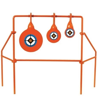 Picture of DO-SS7022 Triple Spinner Orange with Blue Reticle