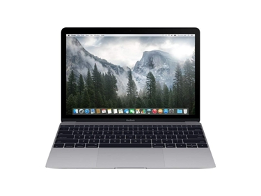 Picture of Apple MacBook MJY42LL/A 12-Inch Laptop with Retina Display (Space Gray, 512 GB) OLD VERSION