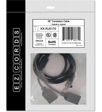 Picture of EZC-KX-RJ5170 DHLC4 NS700 Translation Cable