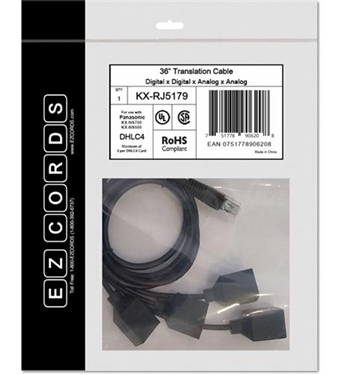 Picture of EZC-KX-RJ5179 DHLC4 NS700 NS700 Translation Cable