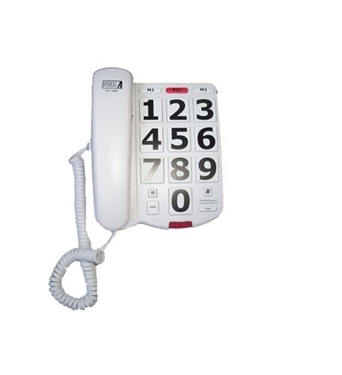 Picture of FC-1507 Big Button Phone 40dB Handset Volume