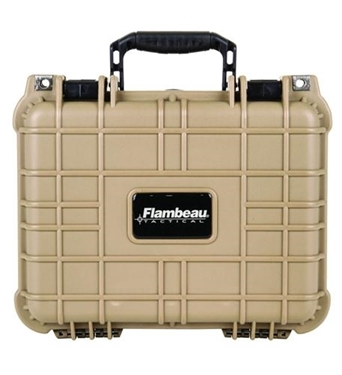 Picture of FL-1109HD-T HD Series Small Molded Case, TAN