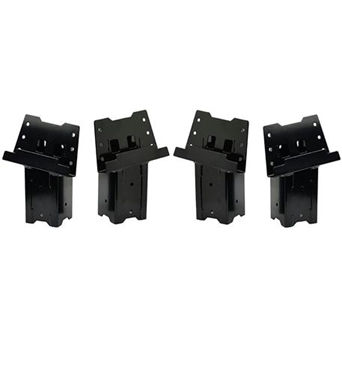Picture of HME-ELEV-4PK Blind Post brackets
