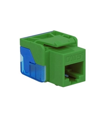 Picture of ICC-CAT5JACK-GN IC1078E5GN - Cat5 Jck GREEN