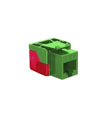 Picture of ICC-CAT6JACK-GN IC1078L6GN - Cat6 Jack - Green