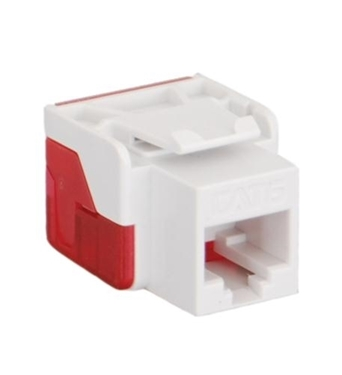 Picture of ICC-CAT6JACK-WH IC1078L6WH - Cat6 Jck WHITE
