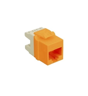 Picture of ICC-IC1076F0OR MODULE, VOICE, RJ-11, HD, ORANGE