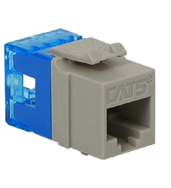 Picture of ICC-IC1078F5GY MODULE, CAT 5e, HD, GRAY