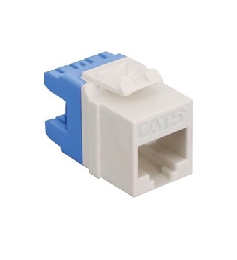 Picture of ICC-IC1078F5WH MODULE, CAT 5e, HD, WHITE